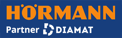 Hörmann partner Diamat logo