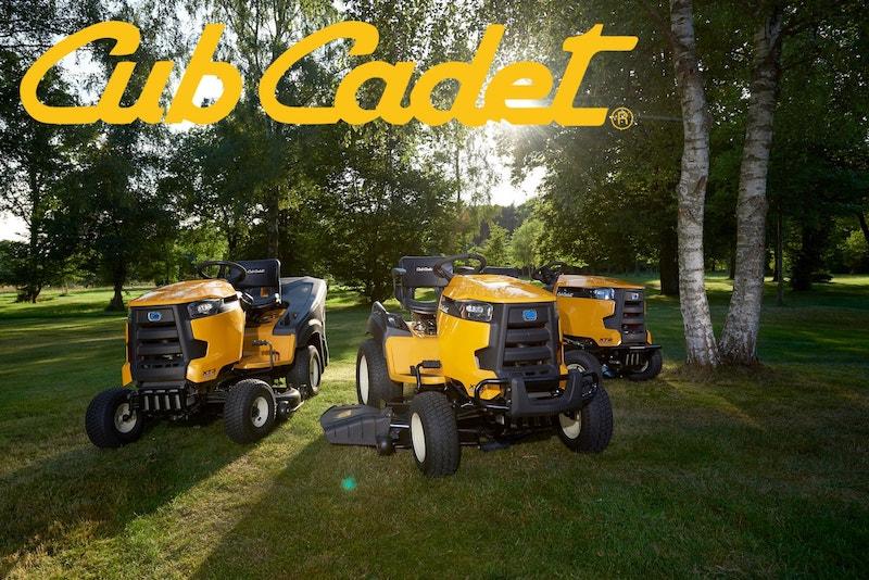 Záhradná technika MTD, Cub Cadet, WOLF Garten